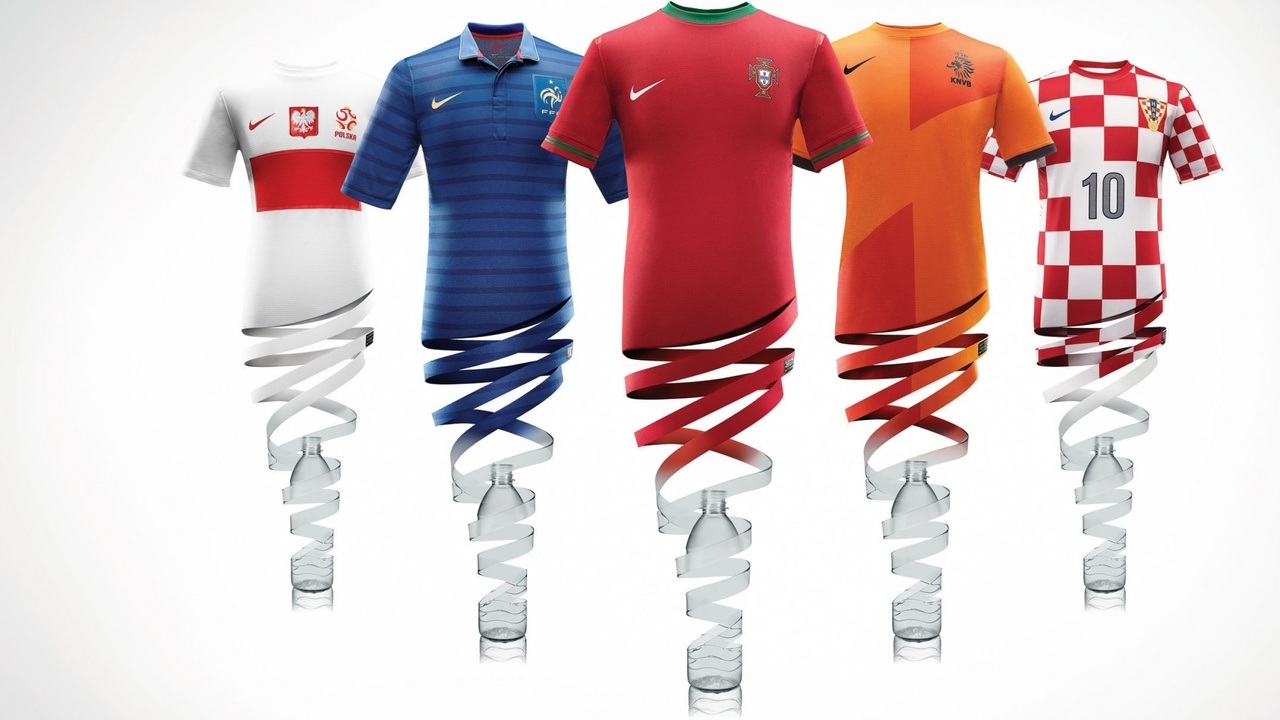 Download Wallpaper Euro 2012 Football Jersey By Nike