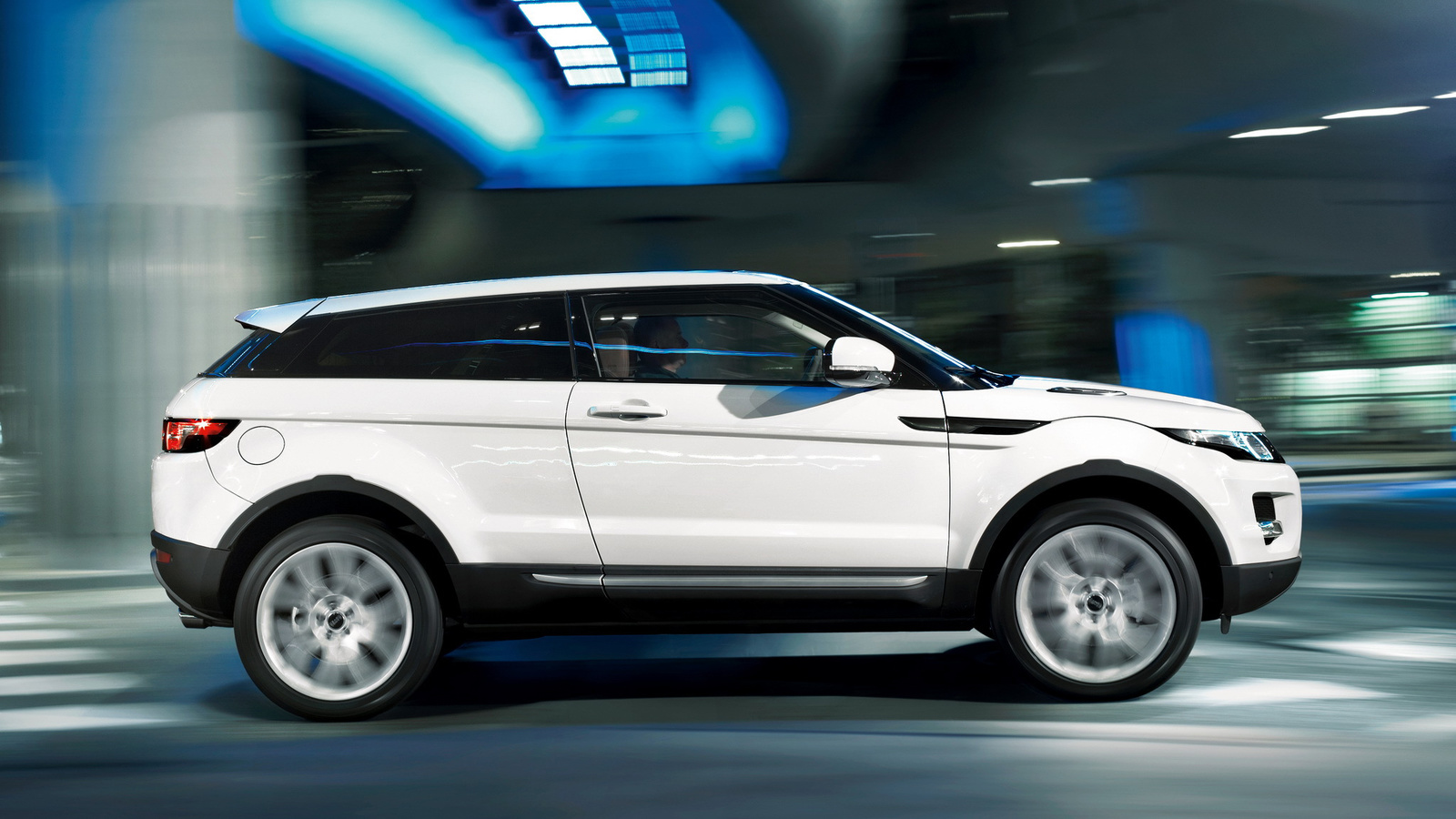 New Range Rover >> Download Wallpaper New Range Rover Evoque (1600x900). The Wallpapers, photos