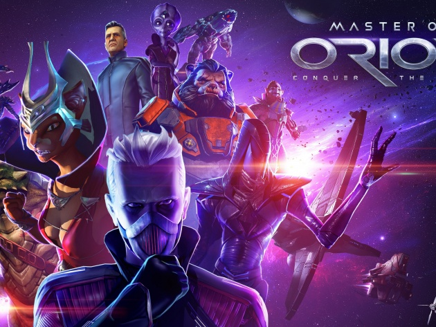 Обои Master of Orion: Conquer the Stars