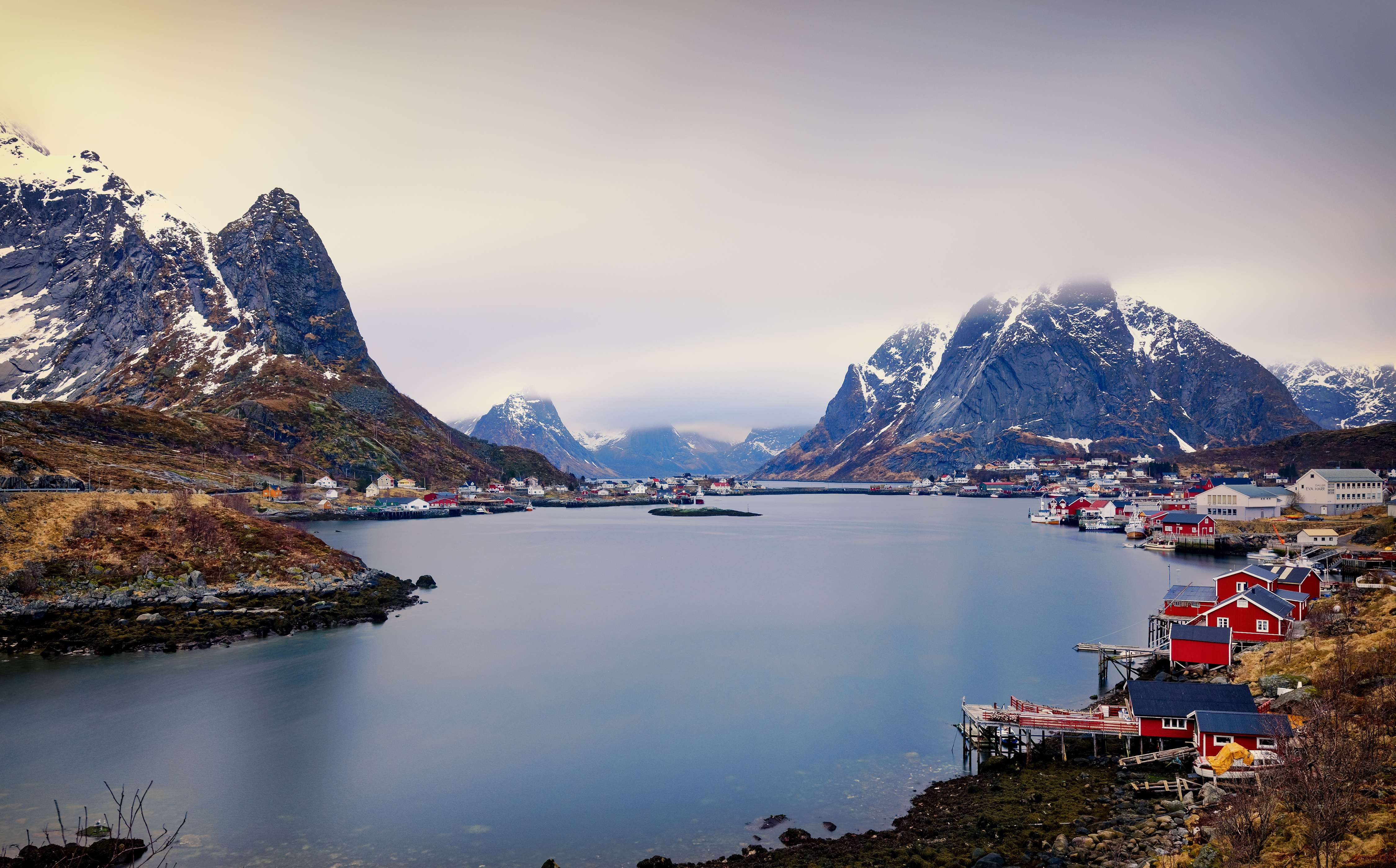 lofoten islands images - HD 1920×1080