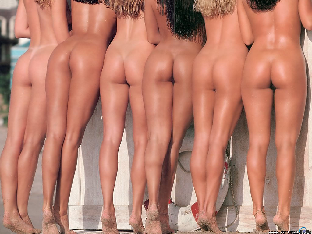 Naked sexy ladies bums — pic 2