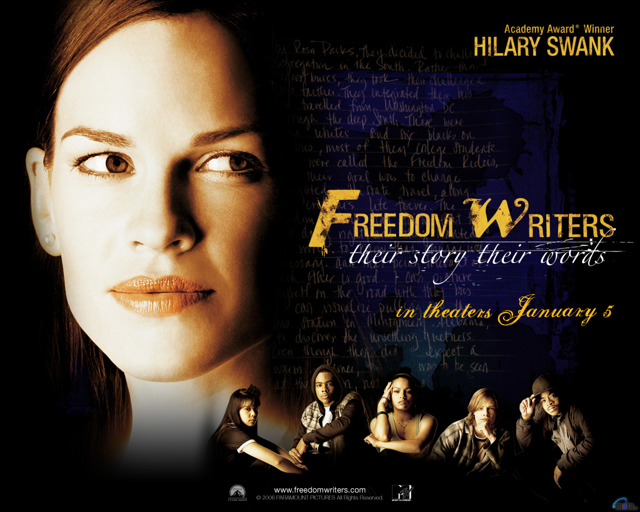 the freedom writers The freedom writers diary by freedom writers, 9780385494229, available at book depository with free delivery worldwide.