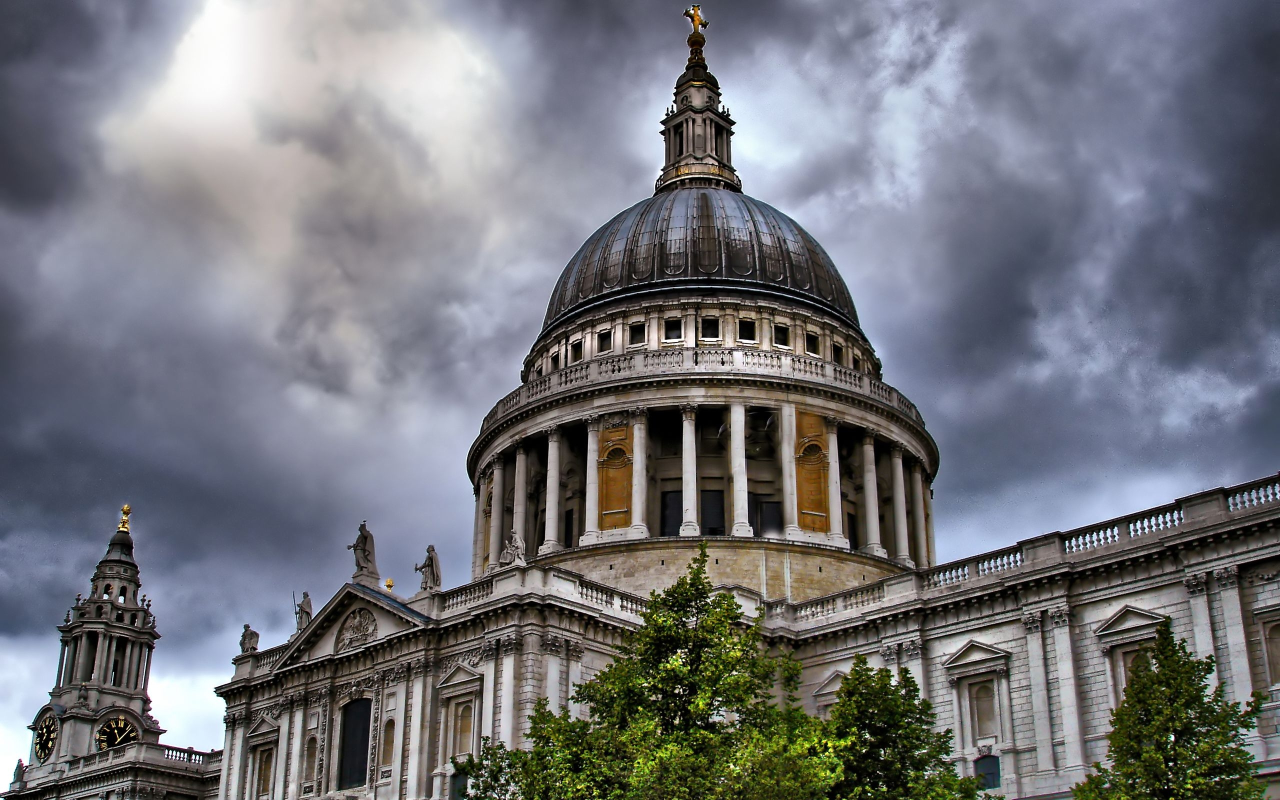 cathed st pauls church - HD 2560×1600