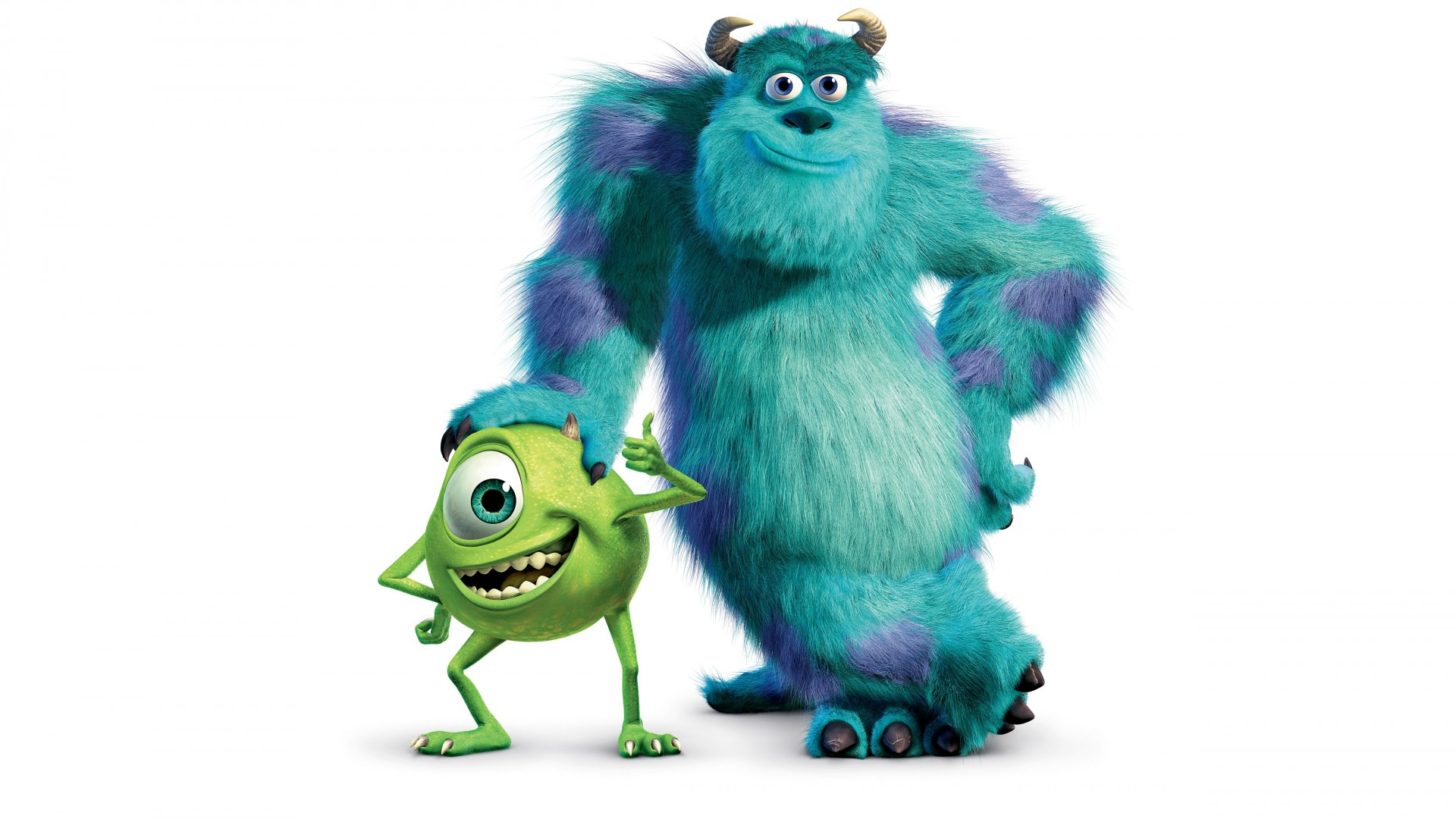 Monsters inc characters pictures