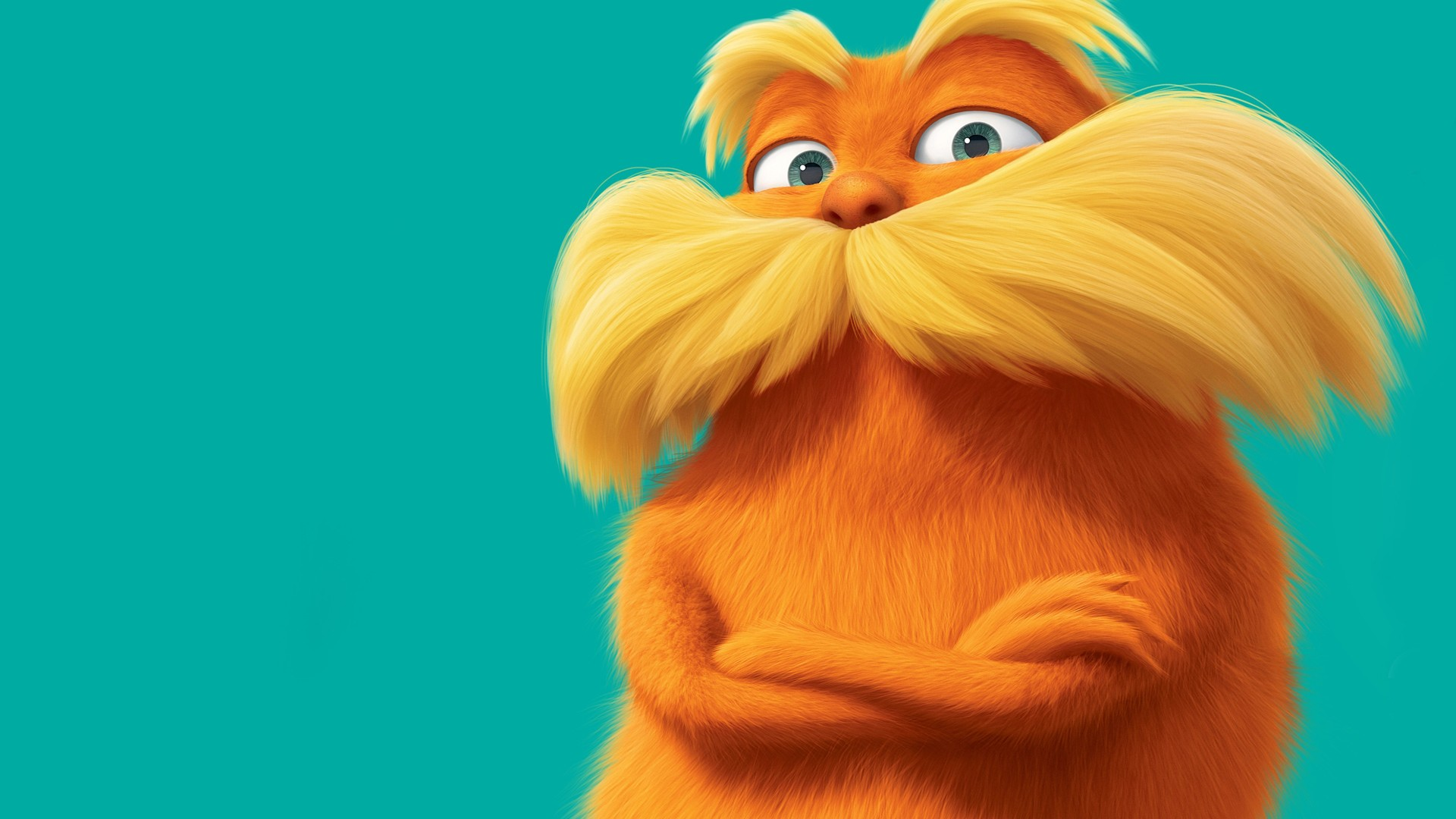 Lorax pictures to color Dr Seuss Lorax Coloring Page - m
