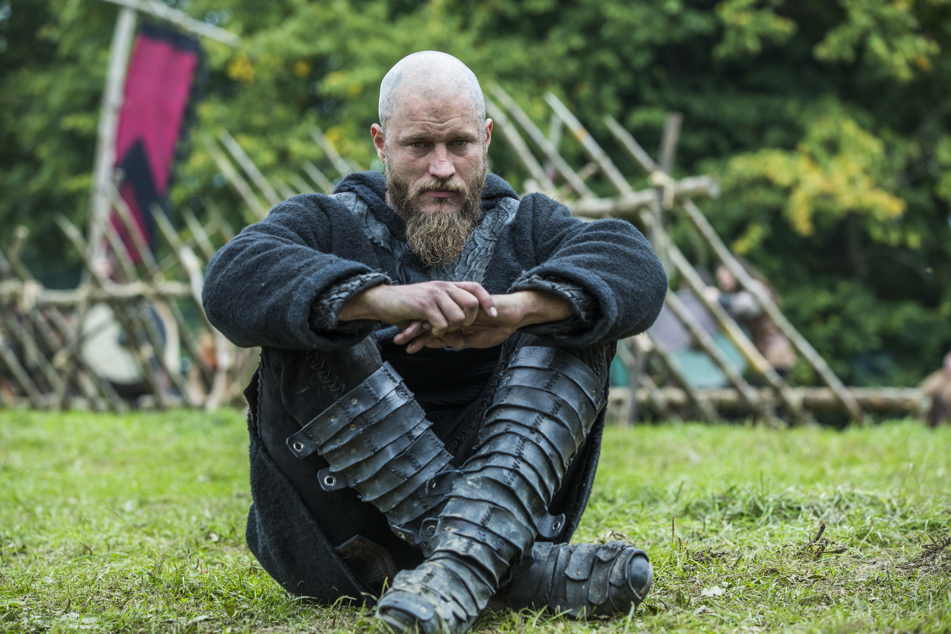 vikings Watch video vikings transports us to the brutal and mysterious world of ragnar lothbrok, a viking warrior and farmer who yearns to explore - and raid - the distant shores across the ocean.